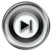 Forward icon grey — Stock Photo