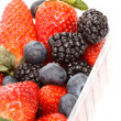 Fresh berries — Stock Photo #6914730