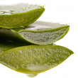 Extract of aloe — Foto de Stock