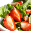 Strawberry Salad — Stock Photo #6972413