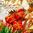Christmas background — Stock Photo #6975951