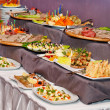 Stock Photo: Party food