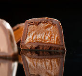 Chocolate sweet — Stock Photo