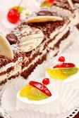 Tasty pastries — Stock Photo