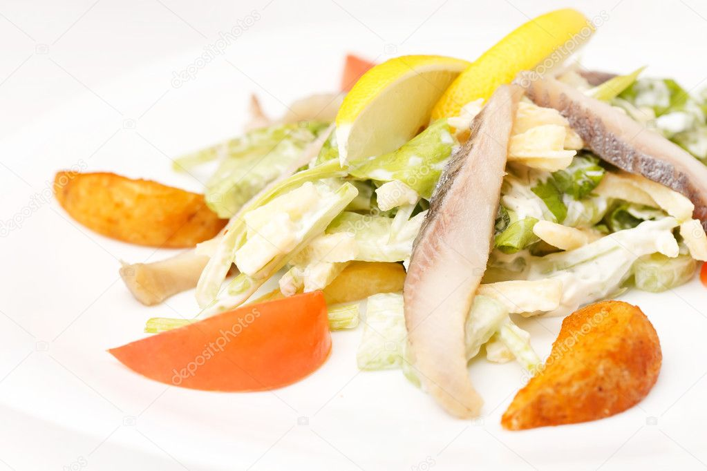 Herring Salad  — Stock Photo #6977656
