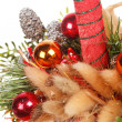 Christmas decoration — Stock Photo #6983753