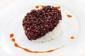 Mixed rice — Stock Photo