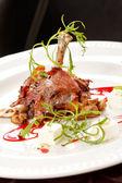Roasted chicken — Stockfoto