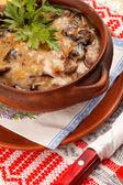 Roasted vegetables (belorussian food) — Stock Photo