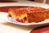 Baked pie — Stock Photo