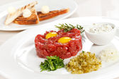 Tasty tartare — Photo