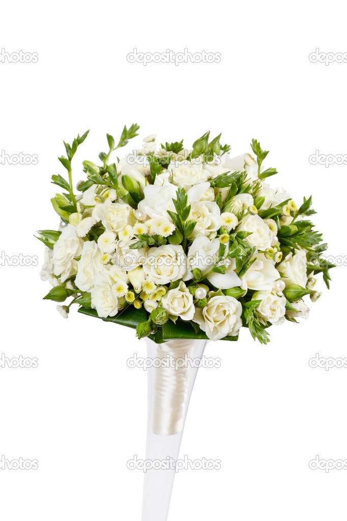 Bridal Bouquet  — Foto Stock #6980874