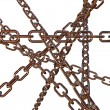 Stock Photo: Chains