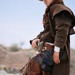 Cowboy — Stock Photo #7403299
