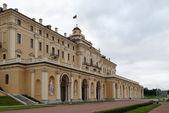 Palacio de congresos en strelna — Foto de Stock