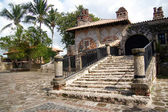 Village Altos de Chavon — Stock Photo