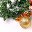 Christmas decoration tools — Stock Photo