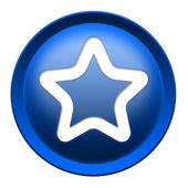Star button — Stok fotoğraf