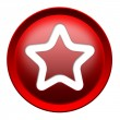 Royalty-Free Stock Photo: Star button