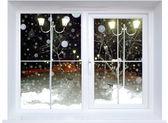 Winter evening — Stock Photo