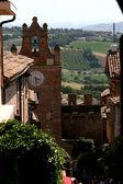 Gradara castle, Italy — Stock Photo