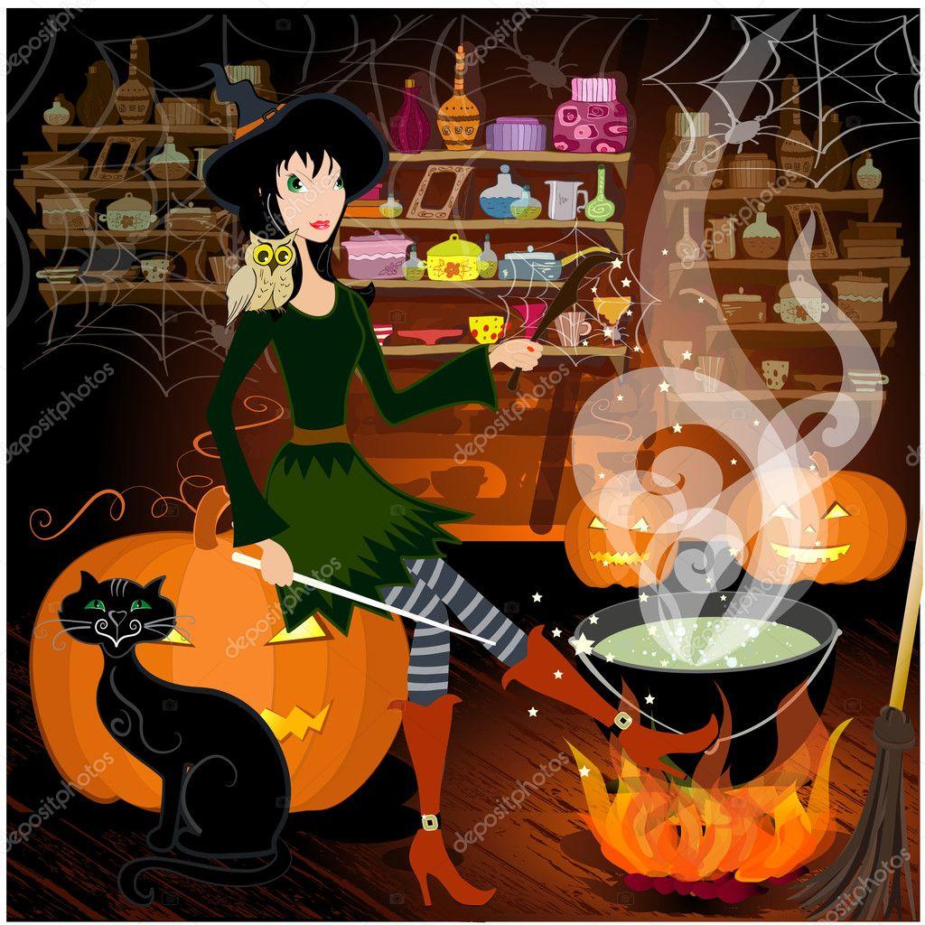 Рецепты волшебницы