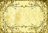Decorative frame for design — Vector de stock