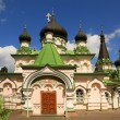 Orthodox church, Kiev, Ukraine — Stock Photo #7580329