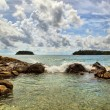 Beach of Kata, Phuket, Thailand — Stock Photo