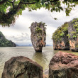 Stock Photo: James Bond Island, Phang Nga, Thailand