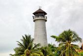 маяк на острове пхукет, таиланд — Стоковое фото