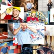 Workers — Stock Photo