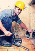 Manual worker — Photo