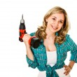 Smiling worker — Stock Photo #7245696