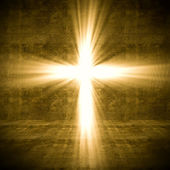 Cross light — Stockfoto