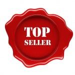 Top seller — Stock Photo