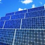Solar panel — Stock Photo #7760475