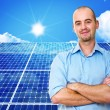 Royalty-Free Stock Photo: Solar power