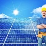 Solar power — Stock Photo #7840798