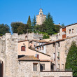 Medieval town of Besalu — Stock Photo