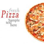 Hot pizza — Stock Photo