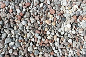Piedras en el suelo. — Foto de Stock