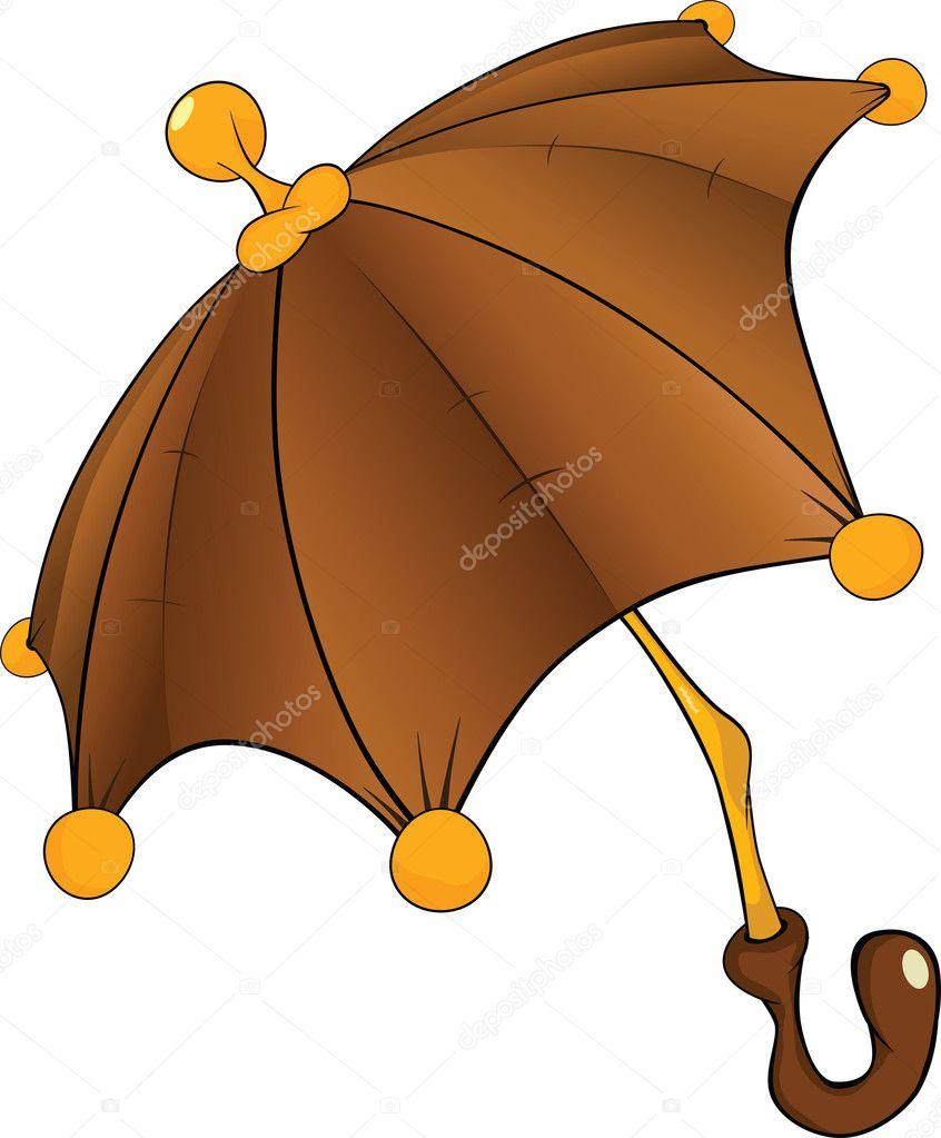 伞.卡通 — 图库矢量图像08