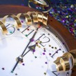 2012 New Years Party Background — Stock Photo #7743512