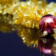 2012 Christmas Decoration — Stock Photo