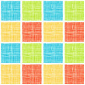 Fabric seamless background for your design — Stock Vector