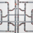 Stock Photo: Water-pipes