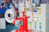 Modern boiler — Stock Photo