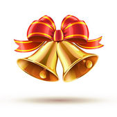 Campanas de navidad — Foto de Stock