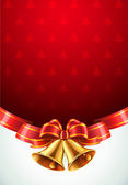 Christmas decorative background — Photo